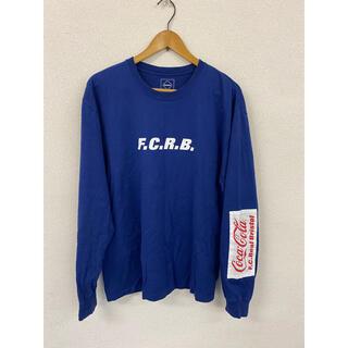 F.C.R.B. - 2020SS コーラコラボ FCRBロングTシャツ XLサイズ