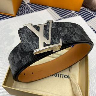LOUIS VUITTON - メンズ ルイヴィトン ベルト 高品質