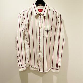 Supreme - supreme ストライプシャツ シュプリーム パーカー バックパック キャップ