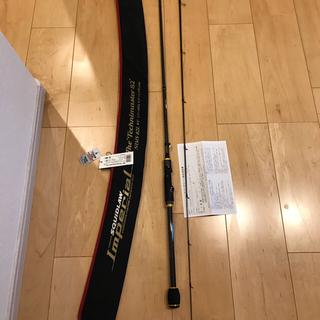 エバーグリーン(EVERGREEN)のポセイドン スキッドロウ インペリアル テクニマスター82 NIMS-82L(ロッド)