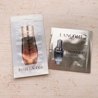 エスティローダー(Estee Lauder)のエスティローダー ランコム サンプル(サンプル/トライアルキット)