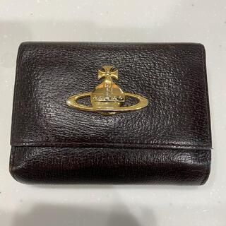 Vivienne Westwood - ヴィヴィアン 三つ折り財布 がま口