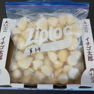 奈良県産 高級苺 真珠姫 冷凍イチゴ 2キロ(フルーツ)