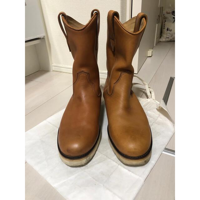 HYSTERIC GLAMOUR(ヒステリックグラマー)のHYSTERIC GLAMOUR pecos boots メンズの靴/シューズ(ブーツ)の商品写真