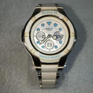 ベビージー(Baby-G)のスヌーピー さん専用 カシオ Baby-G BGA-123-7A1JF (腕時計)