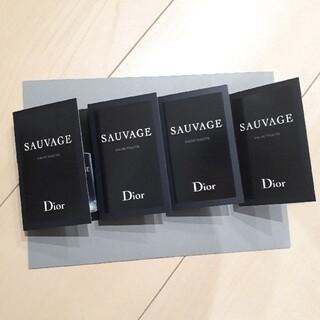 ディオール(Dior)のDior ディオール ソヴァージュ 1ml×4(その他)