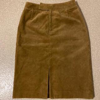 ロペ(ROPE)のROPE タイトスカート(ひざ丈スカート)
