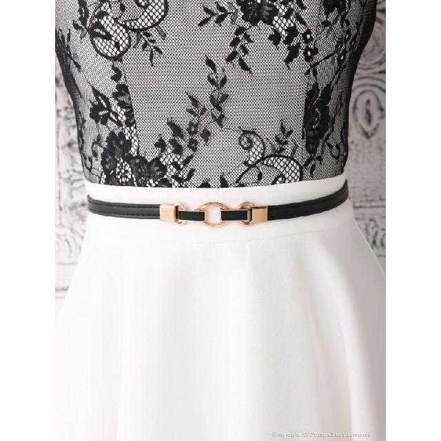 an(アン)のお値下げしました【タグ付き新品】anドレス レディースのフォーマル/ドレス(ナイトドレス)の商品写真