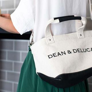 DEAN & DELUCA - DEAN &DELUCA 2way トートバッグ