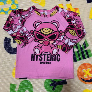 HYSTERIC MINI - ヒスミニ ▷ Tシャツ