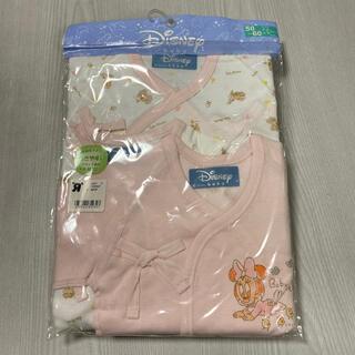 ディズニー(Disney)の肌着50〜60 3枚セット(肌着/下着)