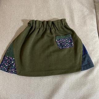 RAG MART - 女の子 ラグマート スカート 90サイズ