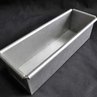 ※個数指定・同梱可!スリム&ロングパン焼型 6cm×6cm×20cm 5個セット(調理道具/製菓道具)
