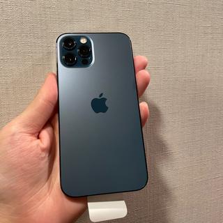 Apple - 極上品 iPhone12 Pro  パシフィックブルー 128GB 香港版