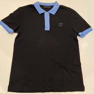 プラダ(PRADA)の美品 PRADAポロシャツ プラダ ポロシャツ(ポロシャツ)