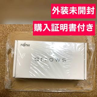 ラクテン(Rakuten)の富士通 arrows RX ゴールド 楽天モバイル 未開封 新品 SIMフリー (スマートフォン本体)