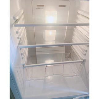 美品☆高年式☆2017年製*ノンフロン110L冷凍冷蔵庫 UR-F110H