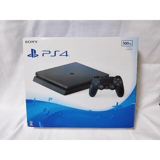 PlayStation4 - PS4 ジェットブラック 薄型 CUH-2000A500GB 美品