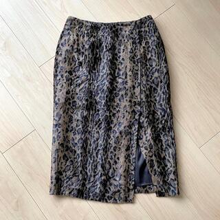 ロペ(ROPE)のROPEmademoiselle スカート(ひざ丈スカート)