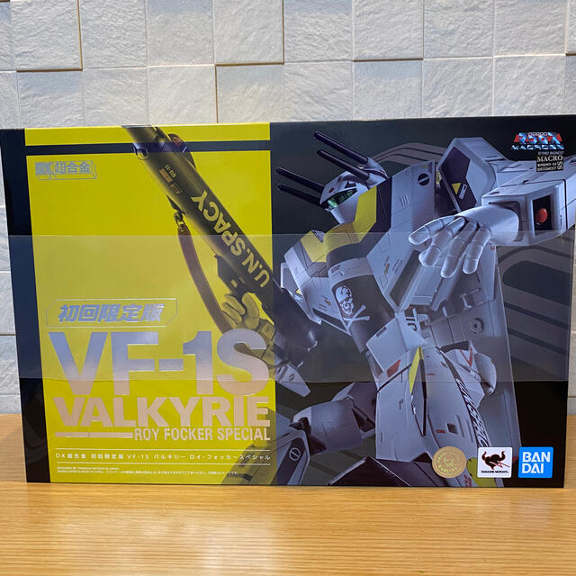 VF-1S バルキリー ロイ・フォッカー スペシャル エンタメ/ホビーのおもちゃ/ぬいぐるみ(模型/プラモデル)の商品写真