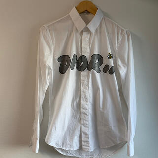 Dior - 【DIOR】20SS Dior×Kaws Bee Cotton Shirt