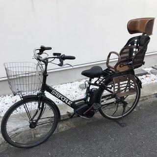 ブリヂストン(BRIDGESTONE)のSTEPCRUZ 電動自転車 東京、神奈川、埼玉、千葉送料無料(自転車本体)