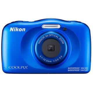 ニコン(Nikon)の新品未開封COOLPIX W150 [ブルー](ビデオカメラ)