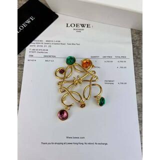 LOEWE - Loewe美品ブローチ
