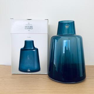Holmegaard Flora ホルムガードフローラ24cm ショート ブルー