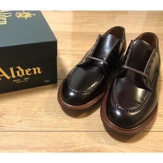 Alden - 【本日限定特価】Alden of Carmel別注 U-tip