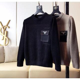 プラダ(PRADA)のPRADAニットのセーター(ニット/セーター)
