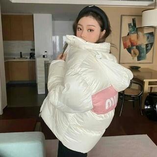 miumiu - 新品 miumiu ミュウミュウ  20SS ダウンジャケット