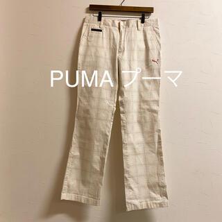 プーマ(PUMA)のPUMA プーマ【W82】ゴルフ パンツ ズボン(ウエア)