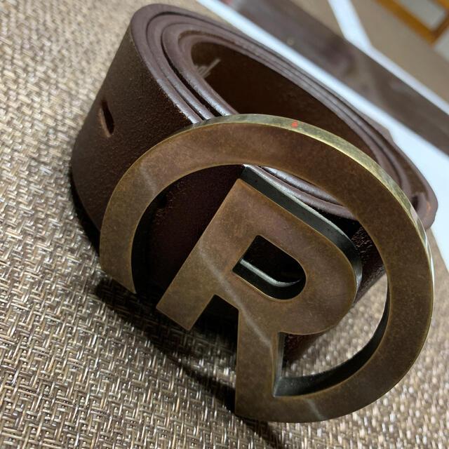 RealBvoice(リアルビーボイス)のREALBVOICE ベルト レザー LEATHER メンズのファッション小物(ベルト)の商品写真