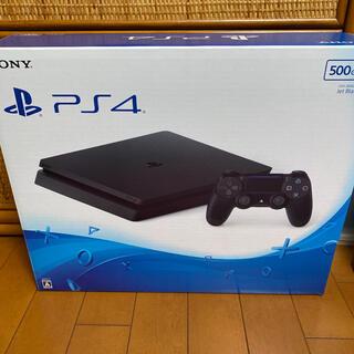 PlayStation4 - PlayStation®4 ジェット・ブラック 500GB CUH-2000A…