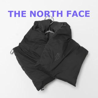 ザノースフェイス(THE NORTH FACE)のEXPLORE MUFFLER・ダウンマフラー◆ノースフェイス・キャンプ・クロ(マフラー)