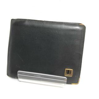 ダンヒル(Dunhill)の☆セール☆ dunhill ダンヒル 財布 折財布 メンズ ブランド 正規品(折り財布)