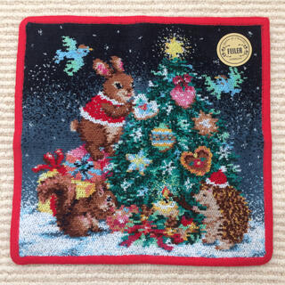 FEILER - 【新品】リトルクリスマスナイト  フェイラー  ハンカチ  クリスマス