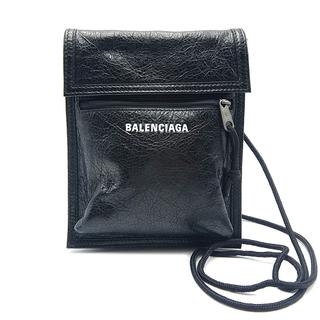 Balenciaga - バレンシアガ  ショルダーバッグ  エクスプローラー ポーチ ストラップ