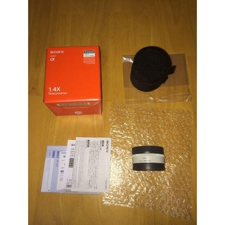 SONY - 1.4X テレコンバーター Eマウント35mmフルサイズ対応SEL14TC