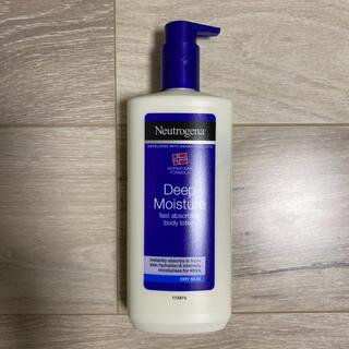 ニュートロジーナ(Neutrogena)のニュートロジーナ ボディーローション 乾燥肌用(ボディローション/ミルク)