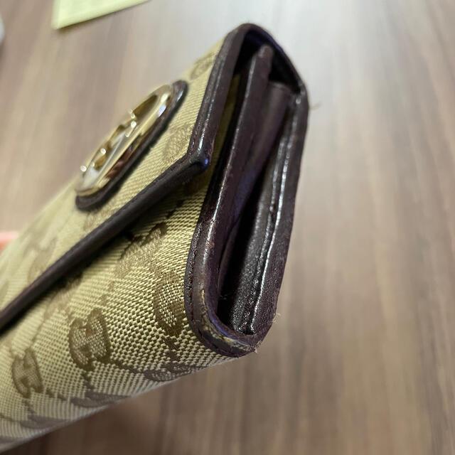 Gucci(グッチ)のGUCCI♡財布 メンズのファッション小物(長財布)の商品写真
