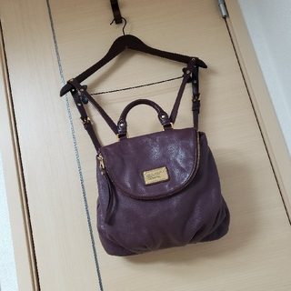 MARC BY MARC JACOBS - 美品 MARC BY MARC JACOBS レザーリュック