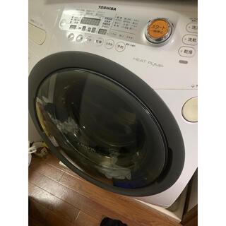 東芝 - 【即購入禁止】ドラム式洗濯乾燥機