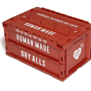 A BATHING APE - HUMAN MADE CONTAINER 74L BURGUNDY