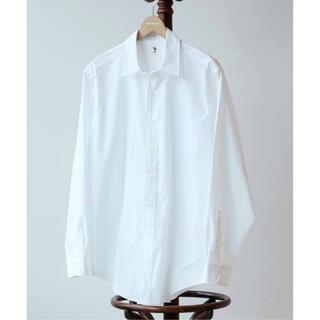 COMOLI - lechoppe エルイー ワイドショートシャツ