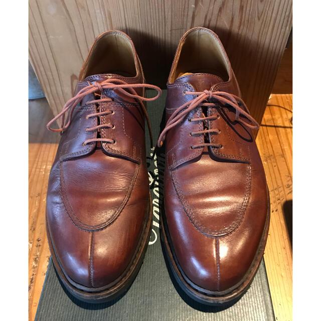Paraboot(パラブーツ)のパラブーツ paraboot   アヴィニョン   Avignon 6.5 メンズの靴/シューズ(ドレス/ビジネス)の商品写真