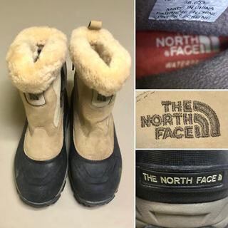 ザノースフェイス(THE NORTH FACE)のTHE NORTH FACE  レザーブーツ  Size 9  25.5 cm(ブーツ)
