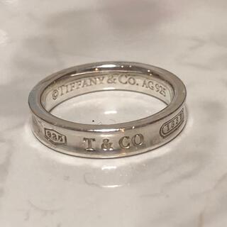 Tiffany & Co. - Tiffany  ティファニー ナロー リング 11.5号