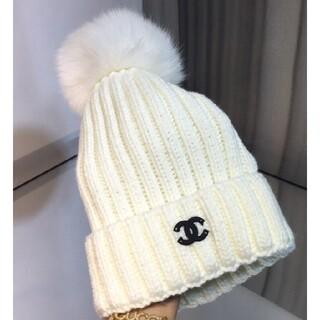 CHANEL - Chanel  シャネル ニット帽